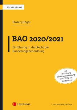 BAO 2020/2021 von Tanzer,  Michael, Unger,  Peter