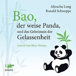 Bao, der weise Panda und das Geheimnis der Gelassenheit von Long,  Aljoscha, Schweppe,  Ronald, Wronka,  Oliver