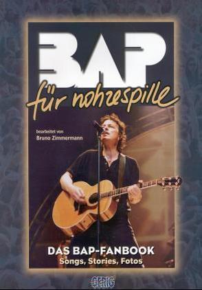 BAP für Nohzespille von Zimmermann,  Bruno
