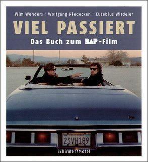 BAP von Niedecken,  Wolfgang, Wenders,  Wim
