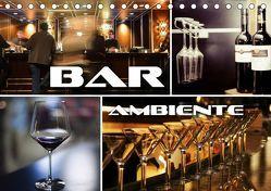 Bar Ambiente (Tischkalender 2019 DIN A5 quer) von Bleicher,  Renate