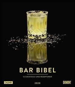Bar Bibel 2020 – Wandkalender im Hochformat 34,5 x 40 cm von Anadologlu,  Cihan, DUMONT Kalenderverlag