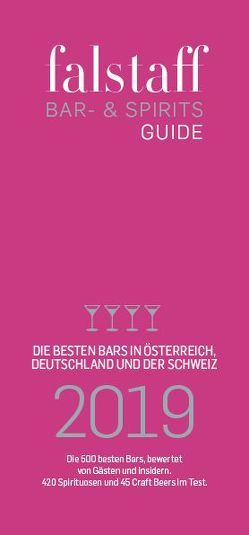 Bar- & Spiritsguide 2019