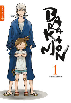 Barakamon 01 von Yoshino,  Satsuki
