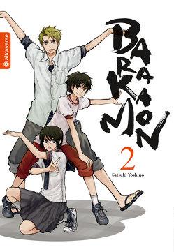Barakamon 02 von Yoshino,  Satsuki