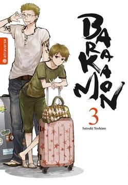 Barakamon 03 von Yoshino,  Satsuki