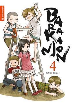 Barakamon 04 von Yoshino,  Satsuki