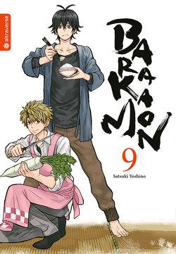 Barakamon 09 von Yoshino,  Satsuki
