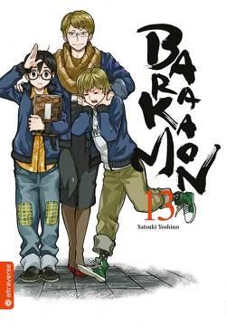 Barakamon 13 von Yoshino,  Satsuki