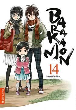 Barakamon 14 von Yoshino,  Satsuki