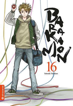 Barakamon 16 von Yoshino,  Satsuki
