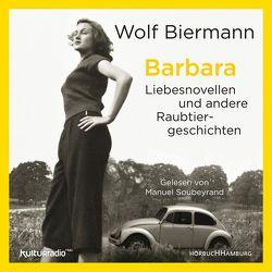 Barbara von Biermann,  Wolf, Soubeyrand,  Manuel