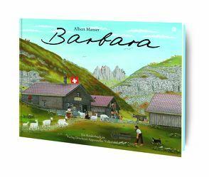 Barbara von Druckerei Appenzeller Volksfreund,  CH-9050 Appenzell, Manser,  Albert