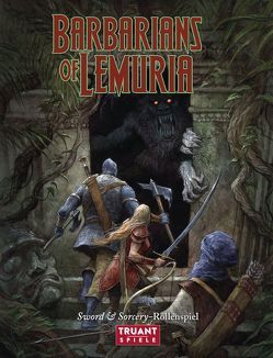 Barbarians of Lemuria von Truant,  Mario, Washbourne,  Simon
