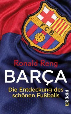 Barça von Reng,  Ronald