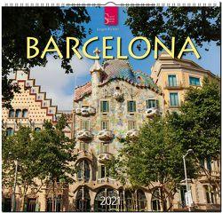 Barcelona von Richter,  Jürgen