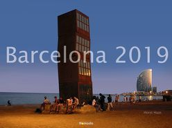 Barcelona 2019 von ALPHA EDITION, Haas,  Horst, Nomada Verlag