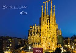 Barcelona 2022 L 35x50cm