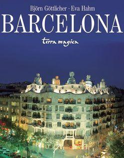 Barcelona von Göttlicher,  Björn, Hahm,  Eva, Hahm,  Jürgen