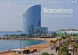 Barcelona im Auge der Kamera (Tischkalender 2019 DIN A5 quer) von Roletschek,  Ralf