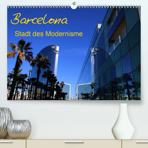 Barcelona – Stadt des Modernisme (Premium, hochwertiger DIN A2 Wandkalender 2020, Kunstdruck in Hochglanz) von Frank,  Matthias