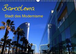 Barcelona – Stadt des Modernisme (Wandkalender 2019 DIN A3 quer) von Frank,  Matthias