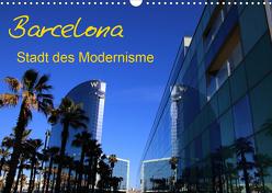 Barcelona – Stadt des Modernisme (Wandkalender 2020 DIN A3 quer) von Frank,  Matthias