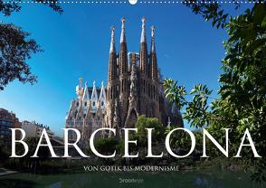 Barcelona – Von Gotik bis Modernisme (Wandkalender 2020 DIN A2 quer) von Bruhn,  Olaf