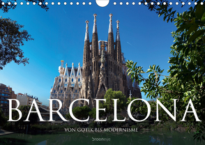 Barcelona – Von Gotik bis Modernisme (Wandkalender 2020 DIN A4 quer) von Bruhn,  Olaf