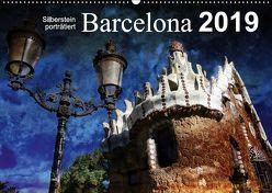 Barcelona (Wandkalender 2019 DIN A2 quer) von Silberstein,  Reiner