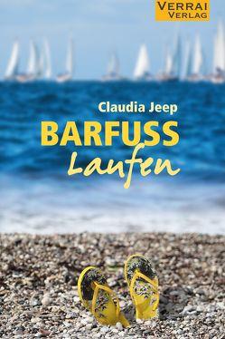 Barfuß laufen von Jeep,  Claudia