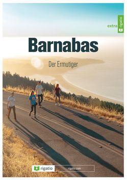 Barnabas von Rasnake,  Eddie