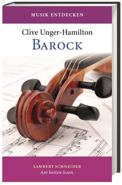 Barock von Heyne,  Maria, Unger-Hamilton,  Clive
