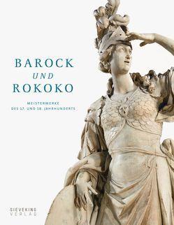 Barock und Rokoko von Dr. Eikelmannn,  Renate