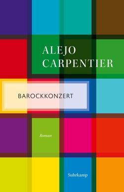 Barockkonzert von Botond,  Anneliese, Carpentier,  Alejo