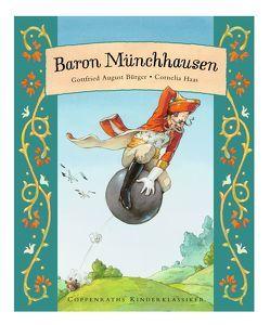 Baron Münchhausen von Bürger,  Gottfried A, Haas,  Cornelia