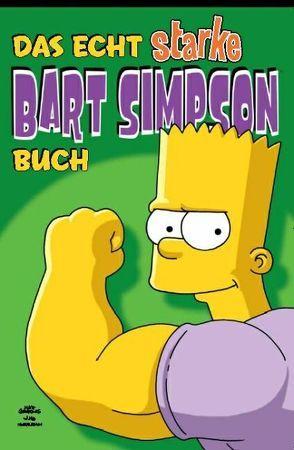 Bart Simpson Comic von Groening,  Matt