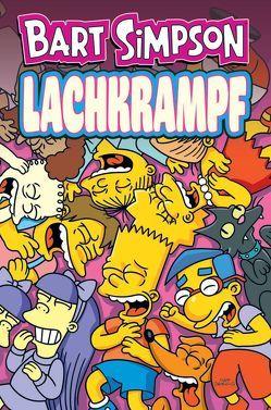 Bart Simpson Comics Sonderband von Andre,  Gerald, Groening,  Matt, Wieland,  Matthias