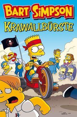 Bart Simpson Comics Sonderband von Groening,  Matt, Morrison,  Bill