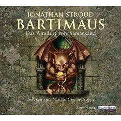 Bartimäus – Das Amulett von Samarkand von Jung,  Gerald, Orgaß,  Katharina, Semmelrogge,  Martin, Stroud,  Jonathan