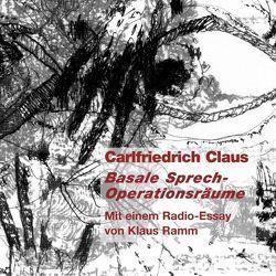 Basale Sprech-Operationsräume von Claus,  Carlfriedrich, Ramm,  Klaus