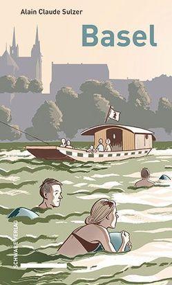 Basel von Nüsseler,  Hannes, Sulzer,  Alain Claude