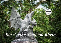Basel, eine Stadt am RheinCH-Version (Wandkalender 2019 DIN A2 quer) von Gaymard,  Alain