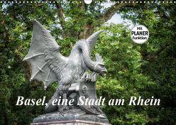 Basel, eine Stadt am RheinCH-Version (Wandkalender 2019 DIN A3 quer) von Gaymard,  Alain