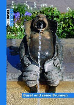 Basel und seine Brunnen von Lienhard,  Christian, Widmer,  Christiane