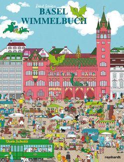 Basel Wimmelbuch von Schütze,  Rahel