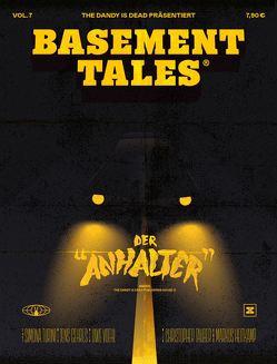 Basement Tales Vol. 7 von Gehres,  Jens, Heitkamp,  Markus, Tauber,  Christopher, Turini,  Simona, Voehl,  Uwe