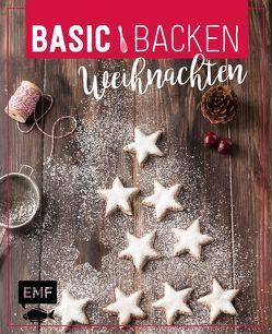 Basic Backen – Weihnachten von Bumann,  Tina, Friedrich,  Jennifer, Hansemann,  Clara, Plavic,  Sara