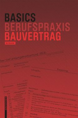 Basics Bauvertrag von Bielefeld,  Bert