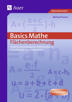 Basics Mathe: Flächenberechnung von J.,  Hans, Schmidt